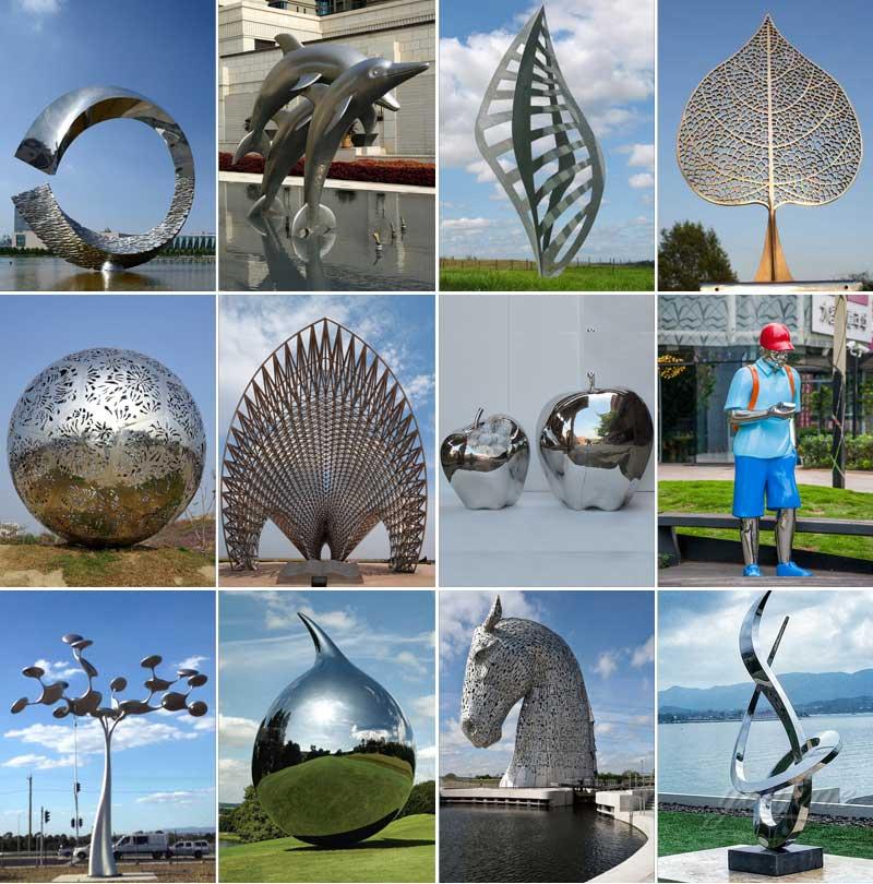 9d715ced6e You Fine Art Co., Ltd.famous on stainless steel sculptures.Such as outdoor  sculptures,abstract sculptures,Garden Art Tree 316 Stainless Steel Sculpture  ...